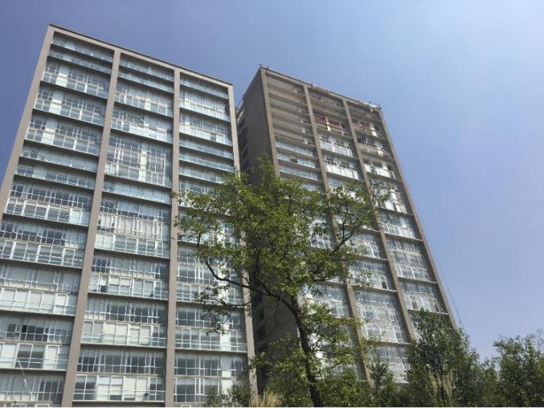 Alquiler de Departamento 2 ambientes en Álvaro Obregón Torres de Potrero