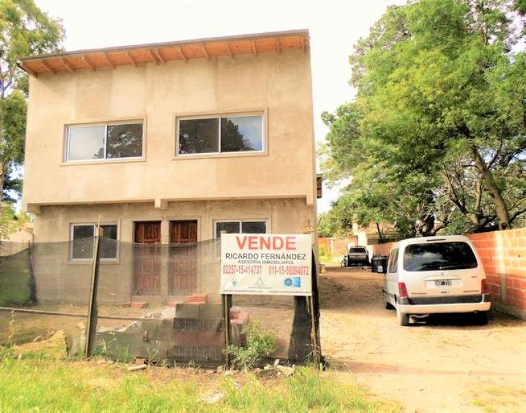 Venta de Duplex 3 ambientes en Santa Teresita