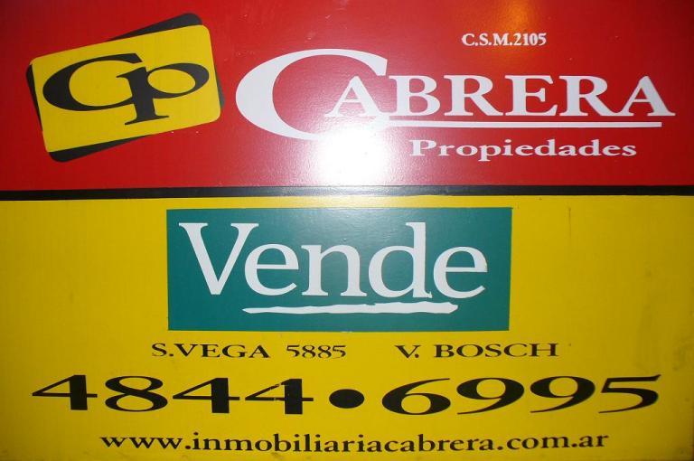 Cochera en Venta en Villa Bosch   Tres De Febrero