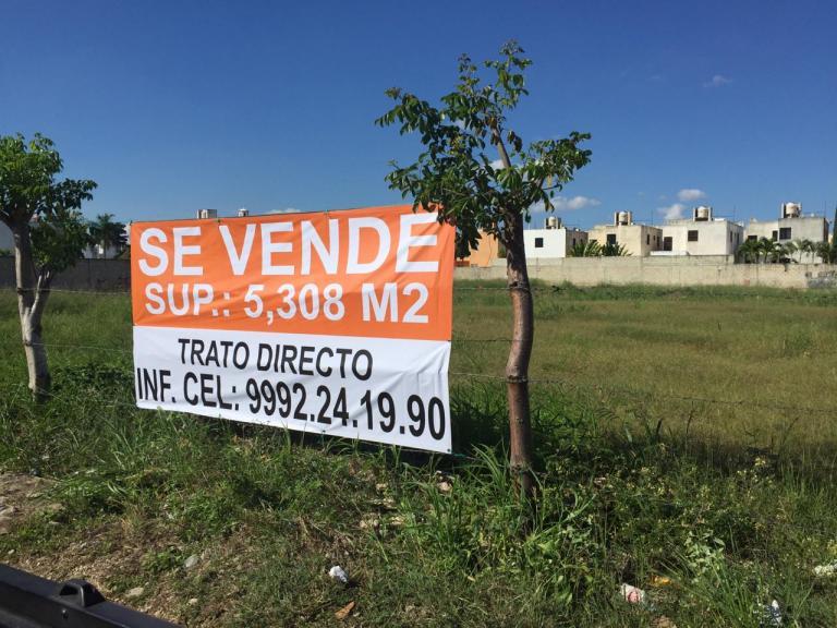 particular,  de Lote en Xcumpich   Mérida