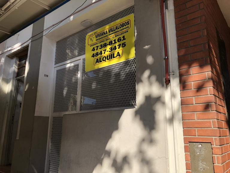 Alquiler de Local Hasta 30 mts. en