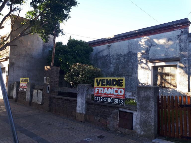 Venta de Lote en Santos Lugares   Tres De Febrero