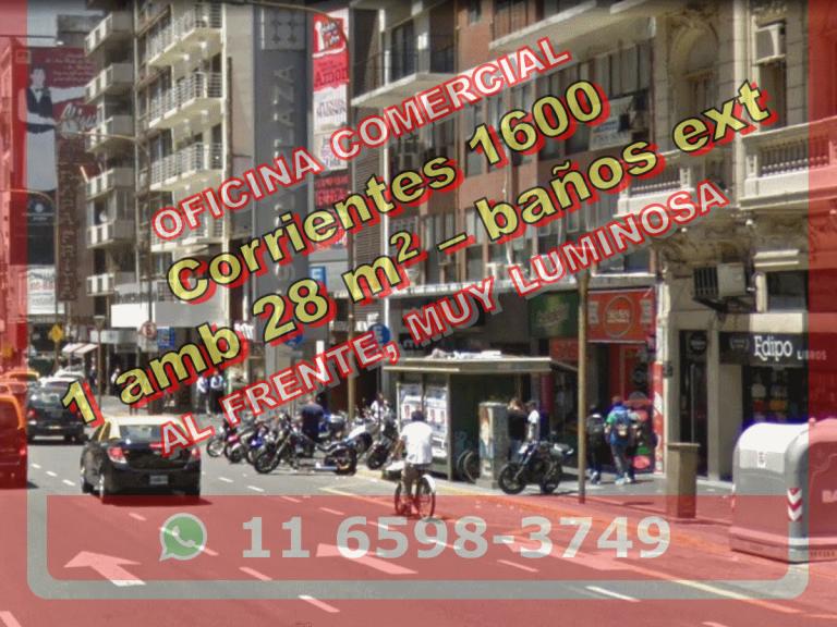 Venta de Oficina Hasta 30 mts. en San Nicolás