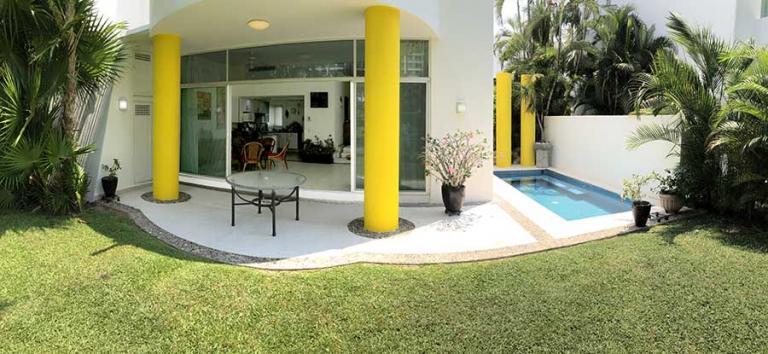 Venta de Casa 5 o mas ambientes en Acapulco Fraccionamiento Villas Xcaret