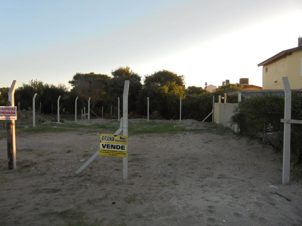 Venta de Lote De 200 a 300 mts. en San Clemente del Tuyú