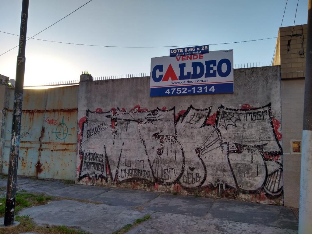Venta de Lote Hasta 200 mts. en General San Martín Villa Maipú