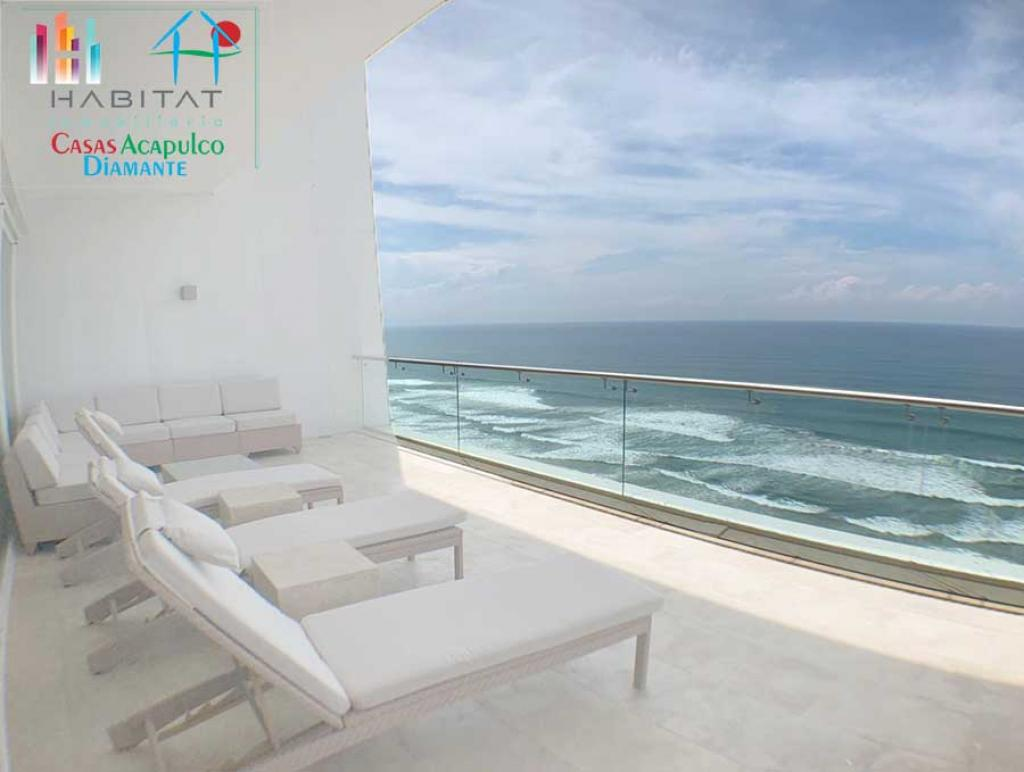 Casas Acapulco Diamante,  de Departamento en Granjas del Marqués   Acapulco