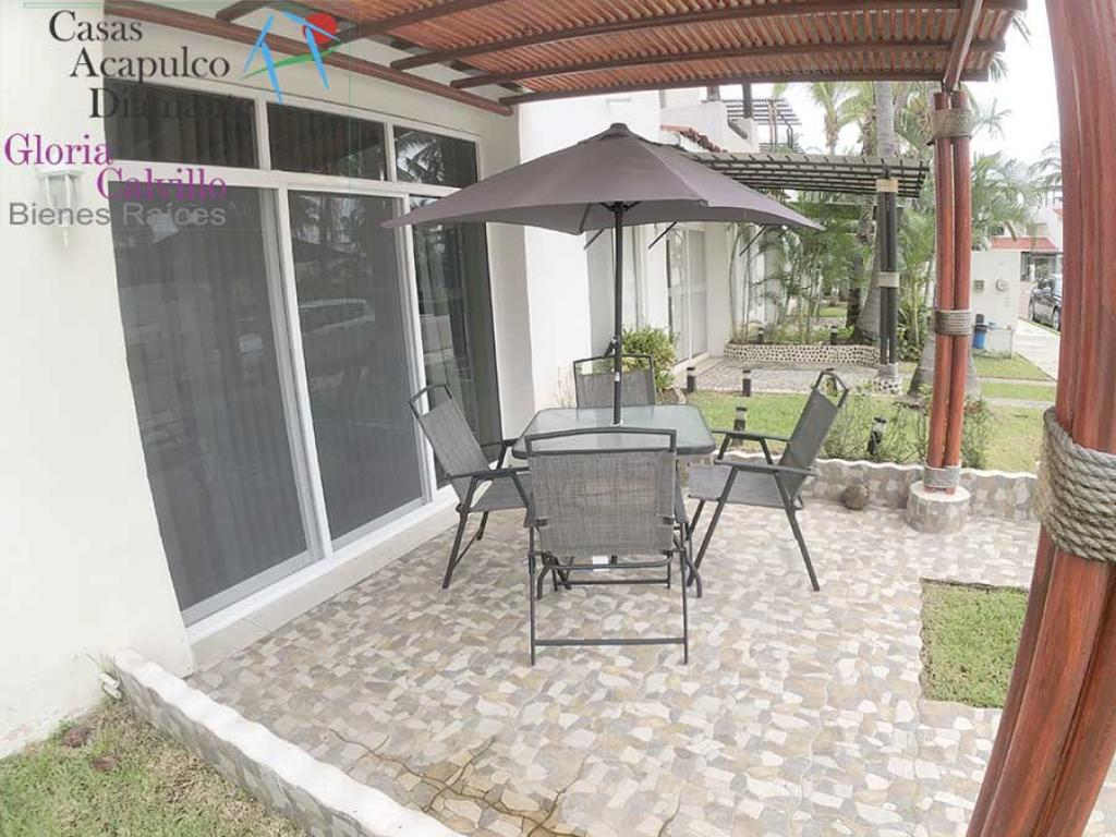Alquiler Temporal de Casa en Alfredo V Bonfil   Acapulco