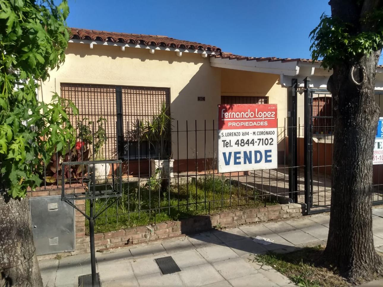 Venta de Chalet 3 ambientes en Tres De Febrero Ciudad Jardín