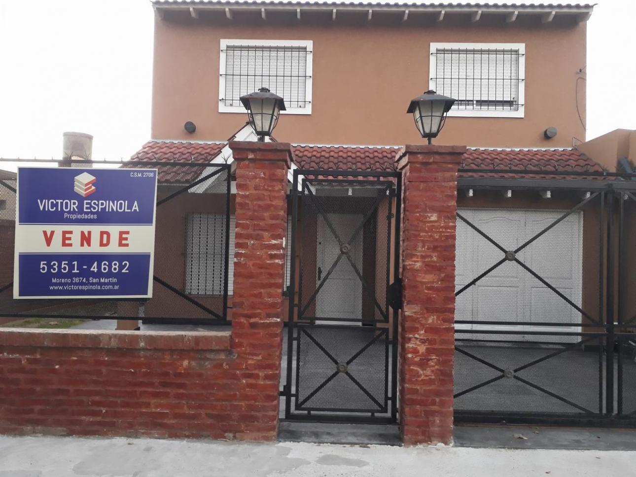 Venta de Casa en Pablo Podesta   Tres De Febrero