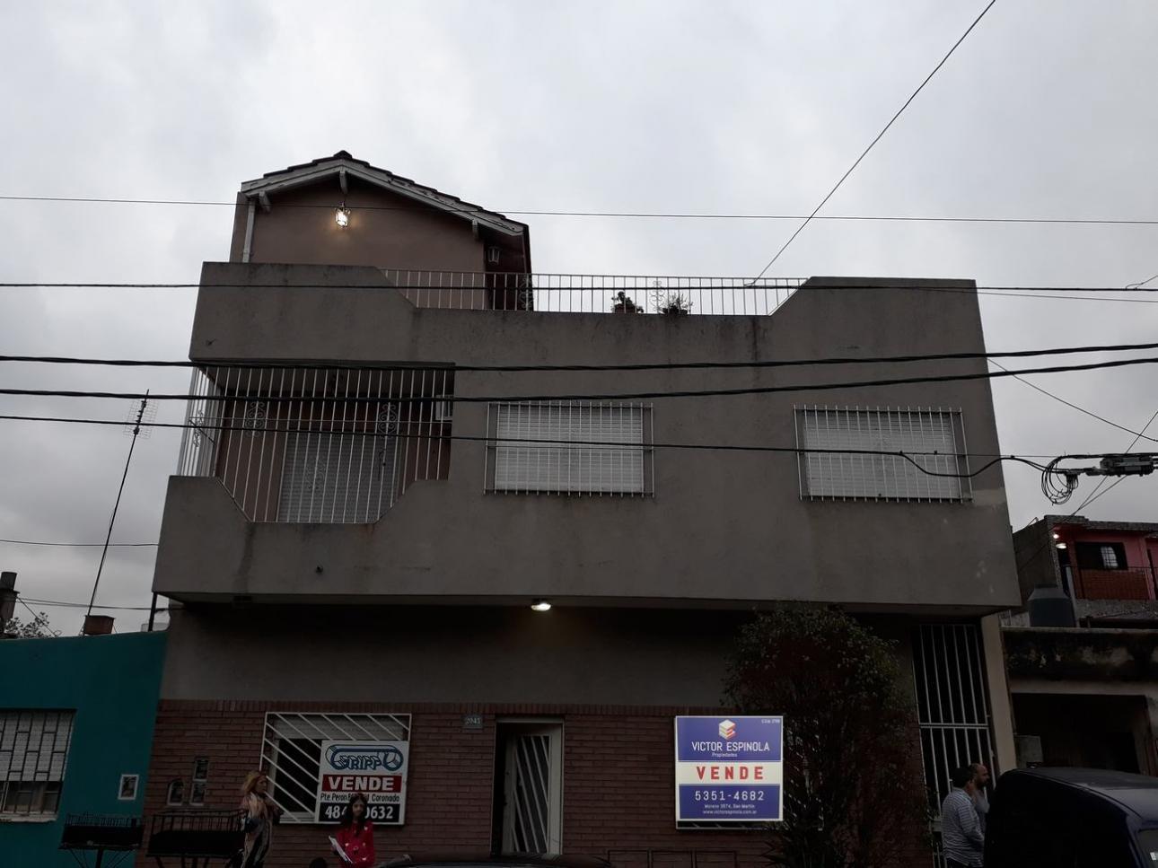 Venta de Ph 4 ambientes en Tres De Febrero Pablo Podesta