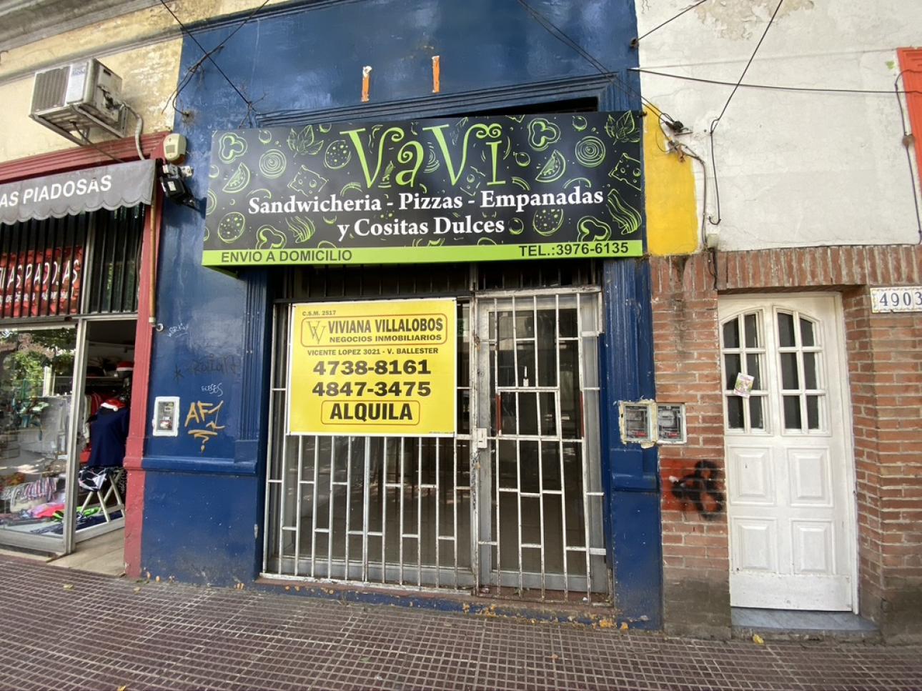 Alquiler de Local en Villa Ballester   General San Martín