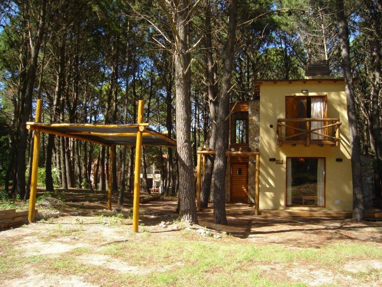 Alquiler Temporal de Casa 3 ambientes en Mar de las Pampas
