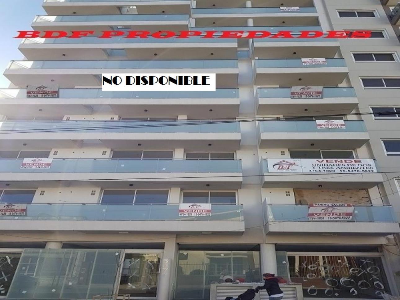 Alquiler de Departamento 2 ambientes en General San Martín Villa Ballester