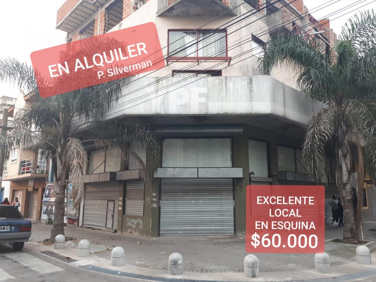 Alquiler de Local en Santos Lugares   Tres De Febrero