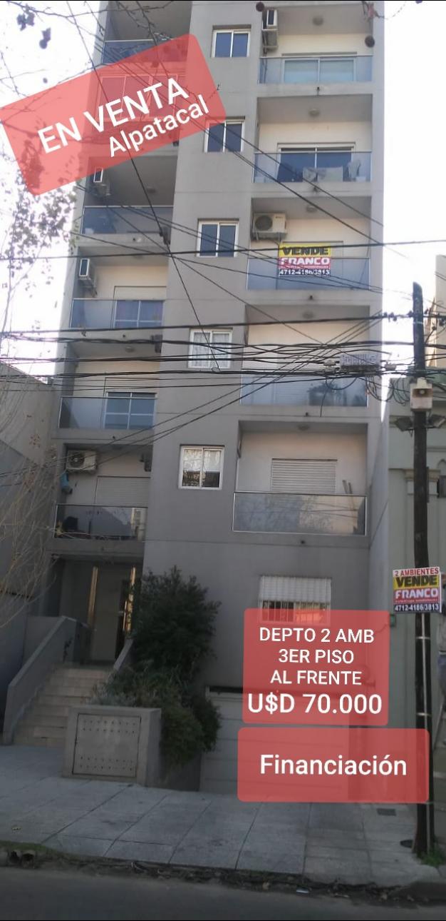 Venta de Departamento en Santos Lugares   Tres De Febrero