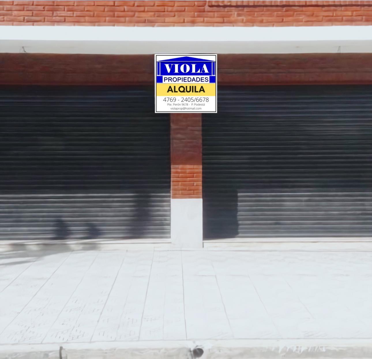 Alquiler de Local en Pablo Podesta   Tres De Febrero