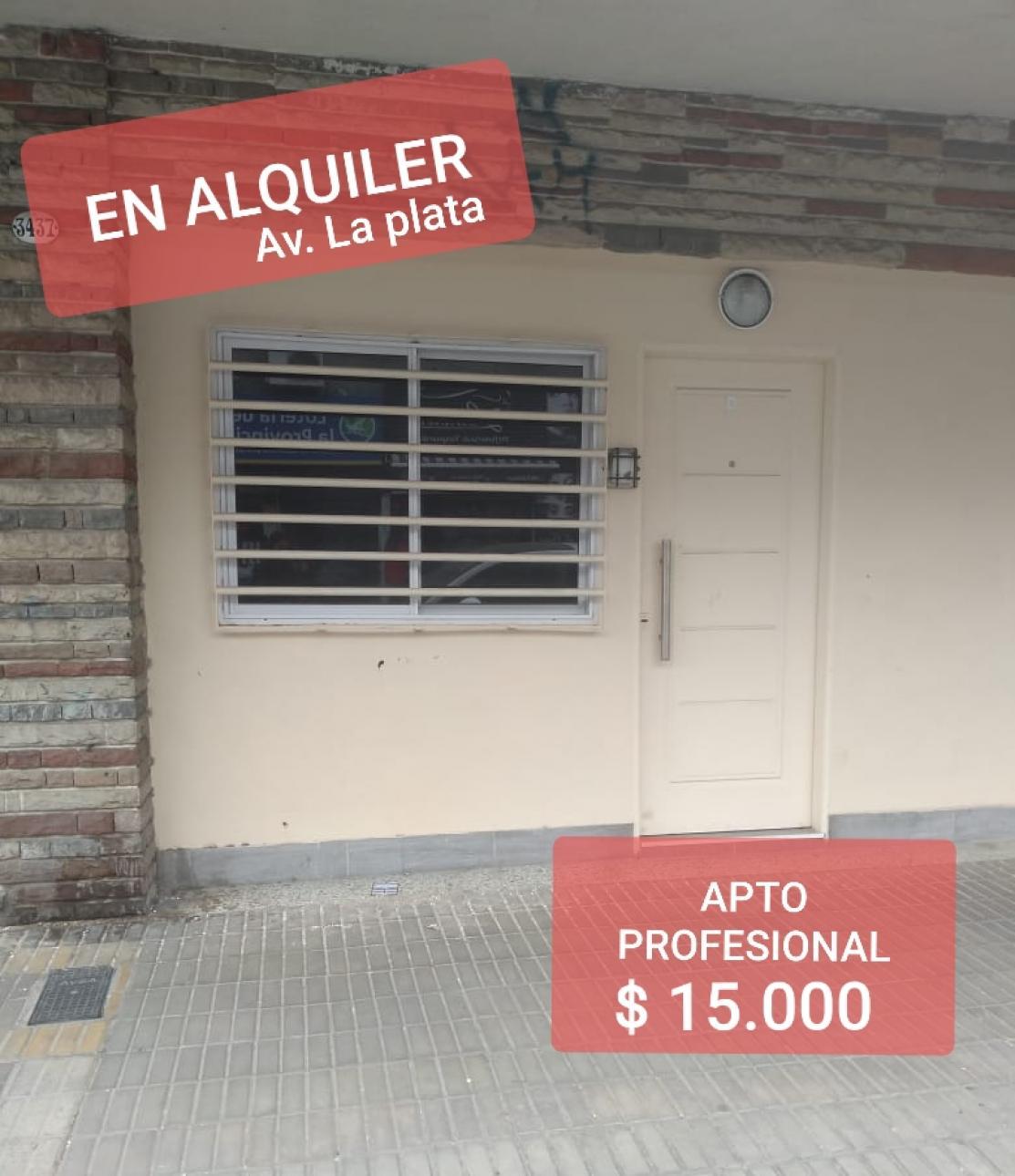 Alquiler de Oficina en Santos Lugares   Tres De Febrero