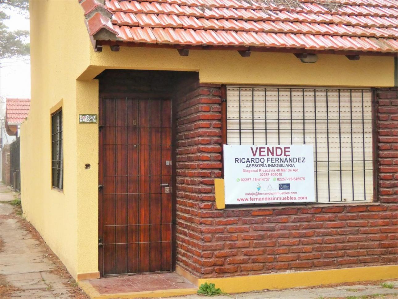 Venta de Duplex en   San Bernardo