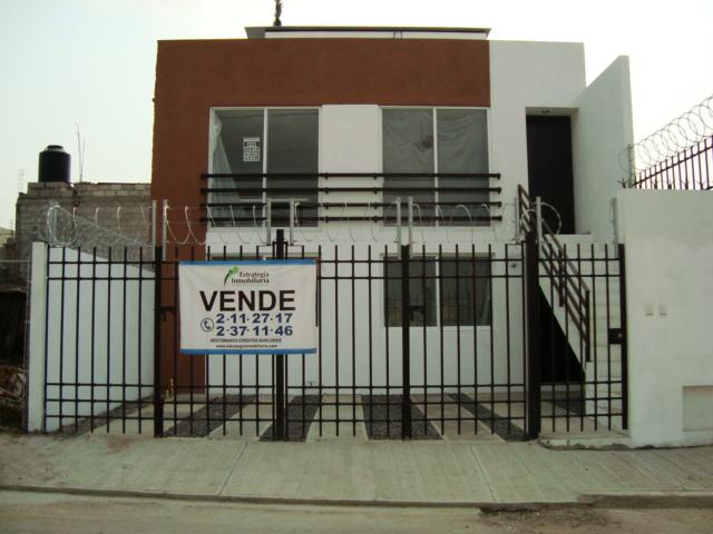 Venta de Casa 3 ambientes en Puebla Colonia Minerales de Guadalupe Sur