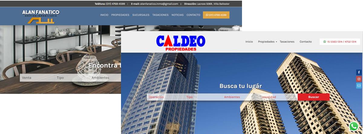 Inmomap p ginas web para inmobiliarias for Paginas inmobiliarias